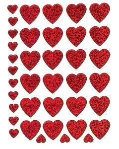Klistremerker Hjerte