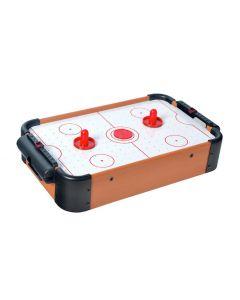 Bordtopp Air hockey spill