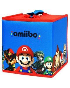 Super Mario bros 8 stk figur koffert for reise