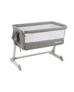Co-sleeper barneseng inntil voksen seng