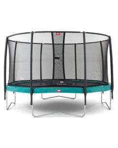 BERG Toys Champion 430 Trampoline med Comfort sikkerhetsnett