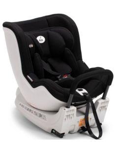 Bilstol barnesete AVA Twistfix Bakovervendt svart