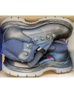 Vernesko Forma S3 blå ankelhøy sikkerhetssko