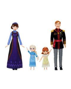 Dukker fra Disney Frost 2 Frozen 2 kongefamilie