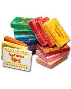 Jovi Plastilina 15 farger x 350 gr per farge stort sett