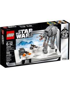 LEGO Star Wars 40333 Slaget om Hoth – 20-årsjubileumsutgave