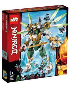 LEGO Ninjago 70676 Lloyds titanrobot