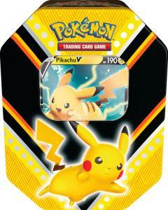 Pokémon V Forces Tin - Lucario V