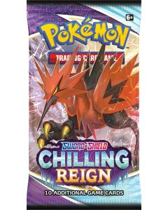 Pokémon TCG Chilling Reign Booster
