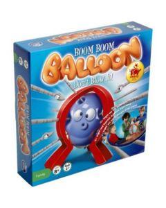 Det morsomme og spennede spillet Boom Boom Balloon. Ingen vet når ballongen sier bang!