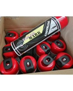 Markeringsspray Spray Spot Marker rød