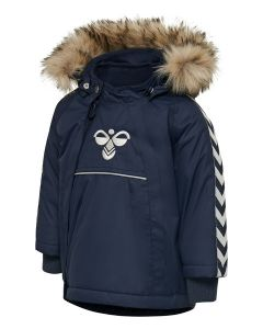 Jakke Hummel Jessie jacket vinterjakke barn blå