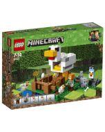 LEGO Minecraft 21140 Hønsegården