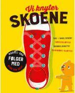 Vi knyter skoene - bok for å lære å knyte skoene