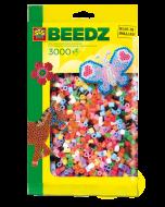 SES - BEEDZ Perler 3000 Basic Mix